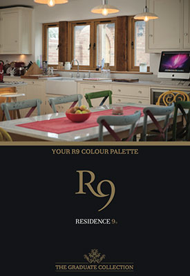 Residence 9 Colours