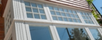 Windows that look like traditional timber windows