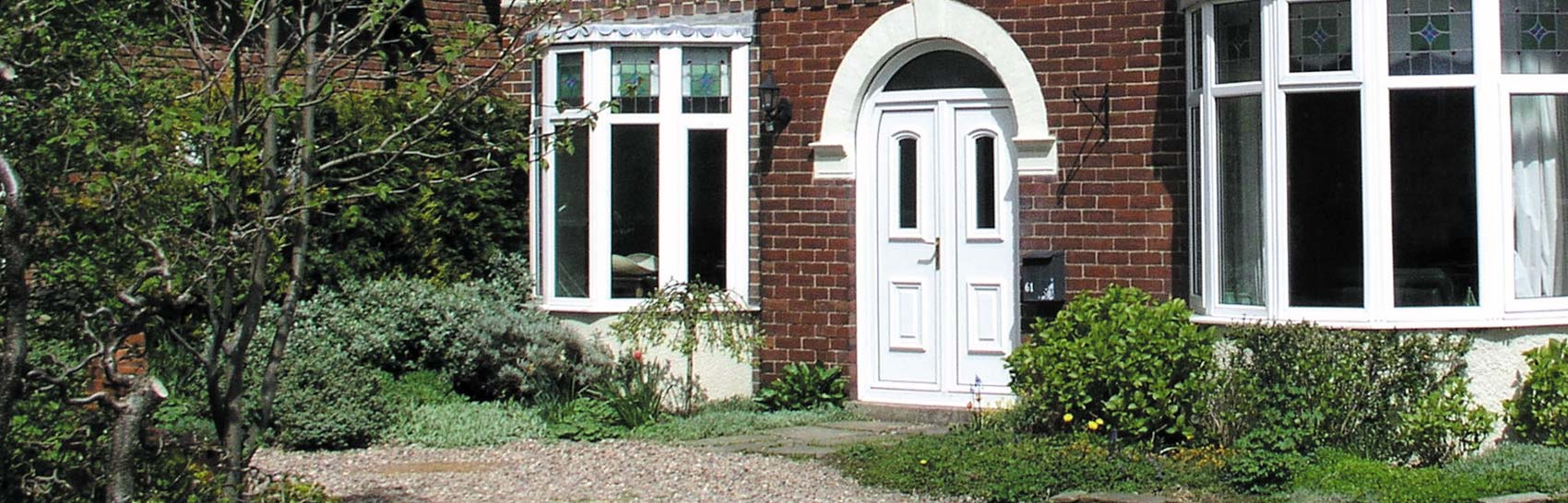 Pvcu front and back doors in bristol associated windows for Residential back doors