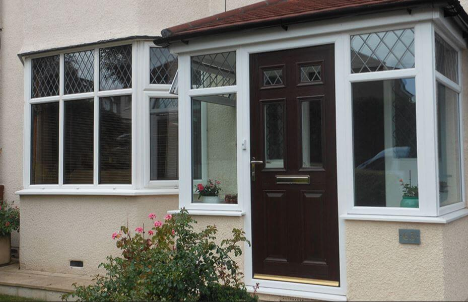How Much To Build A Porch Associated Windows