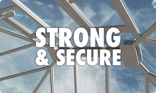 Strong glass to secure your home