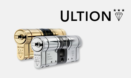 Ultion secure locks