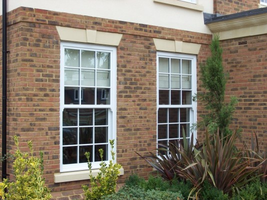 uPVC sliding sash windows bristol