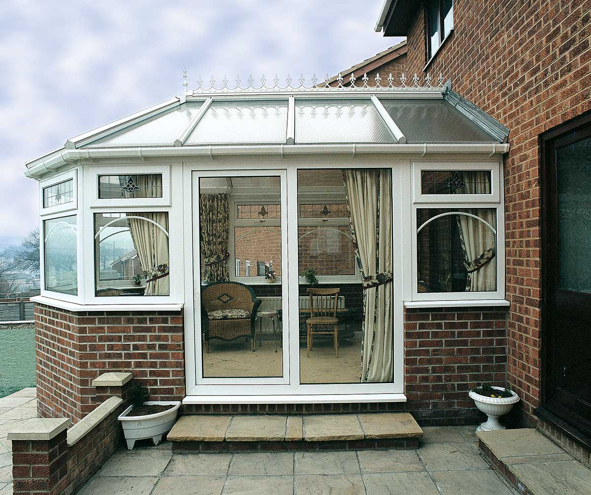 Conservatory with patio doors quotes bristol
