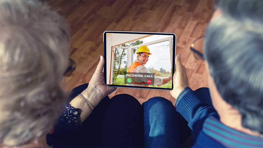 virtual double glazing appointment bristol