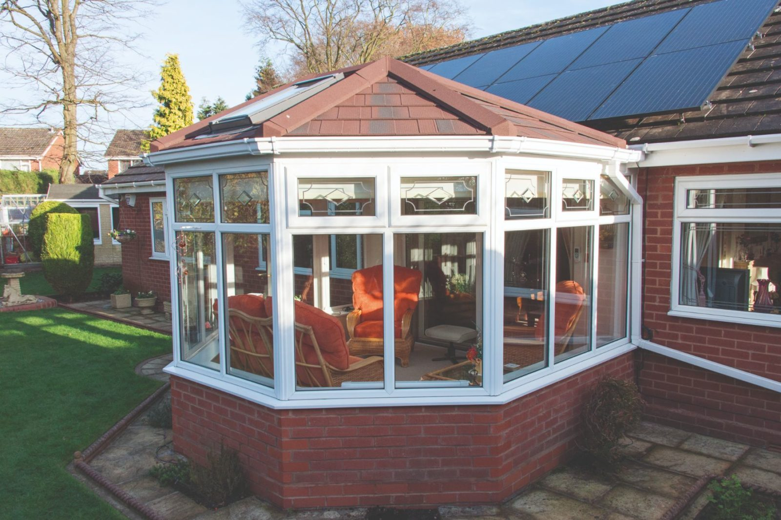 tiled conservatory roof prices bradley stokes